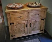 sideboard, large wooden c...