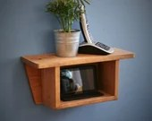 hall shelf in natural eco...