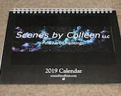 2019 Calendar - Small 6.5...