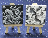 Original Mini Paintings -...