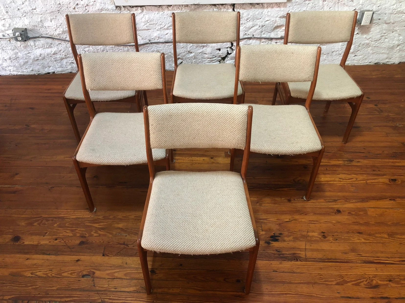 danish modern dining chair hanging bunnings mid century etsy image 0