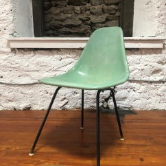 Fiberglass Shell Chair Comfortable Chairs For Gaming Mid Century Modern Side Etsy 50