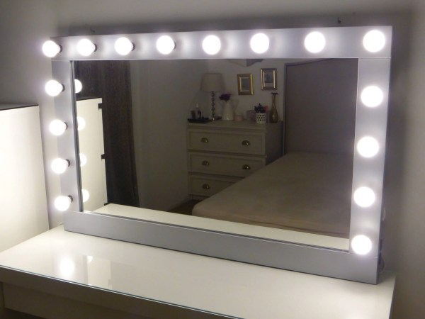 Xl Hollywood Vanity Mirror