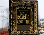 Printable Have a Roaring ...