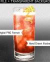 Bar Drinks Clip Art Etsy