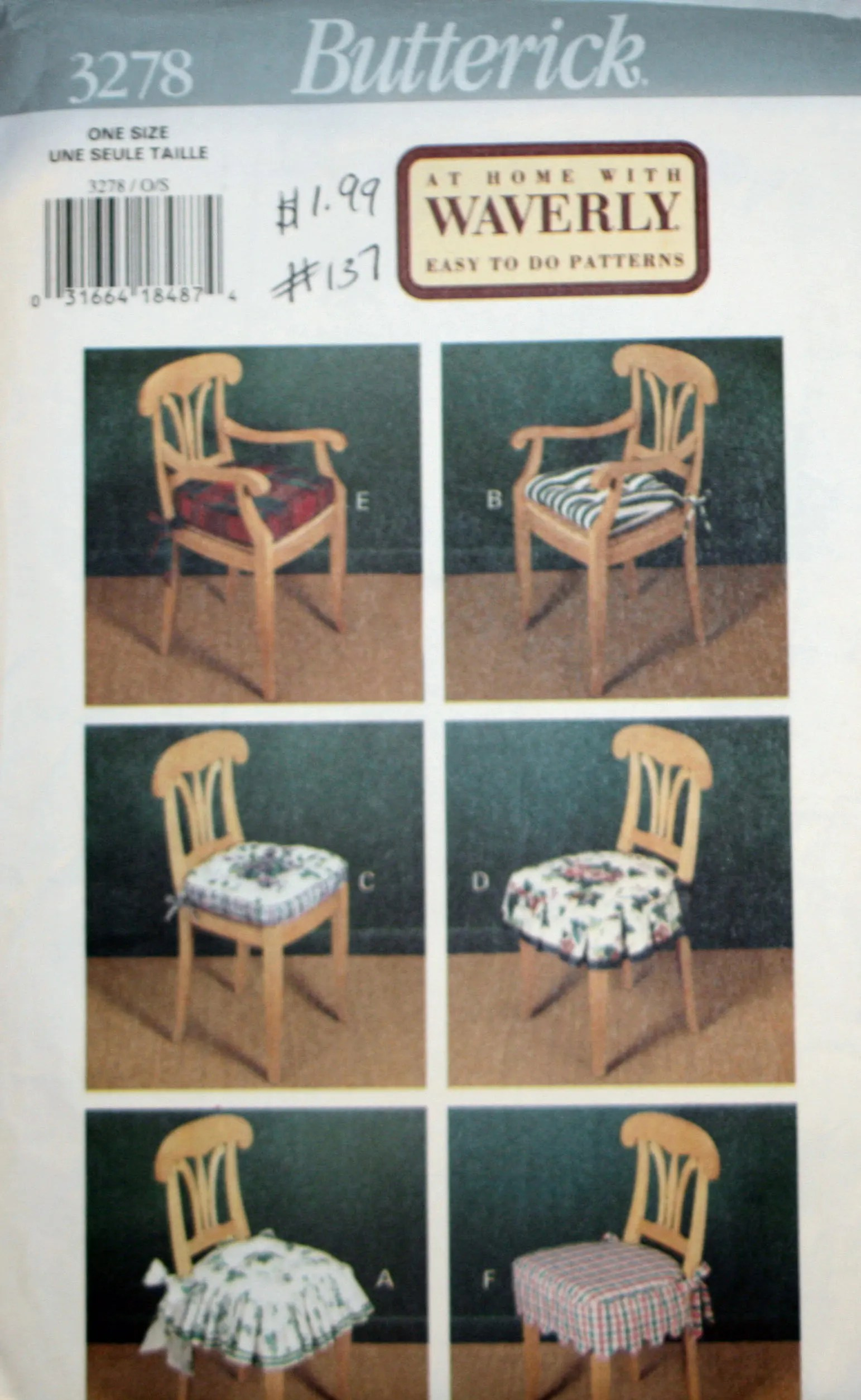 sewing patterns for chair cushions patio cafe table and chairs pad pattern cushion new etsy image 0
