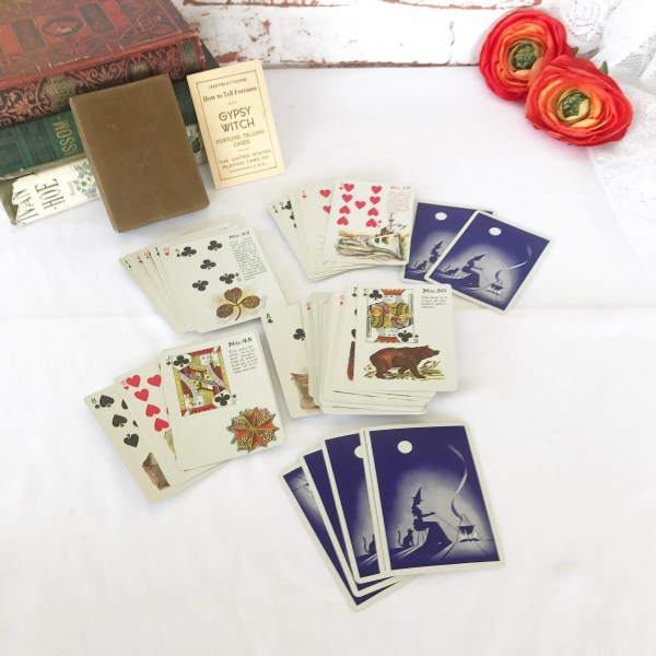 20+ Fortune Telling Playing Cards Love Pictures and Ideas on