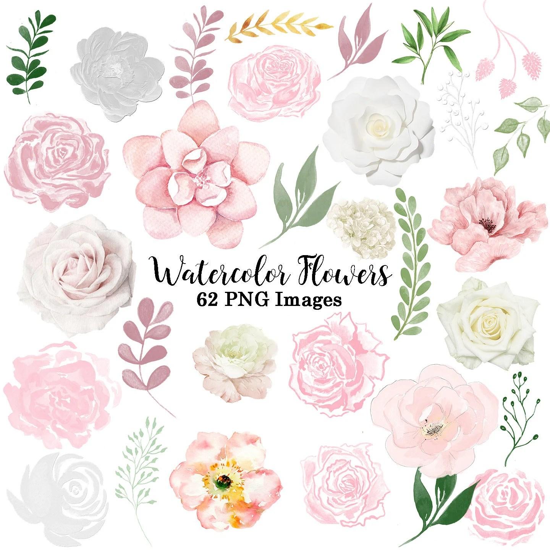 Pink Flower Design Png