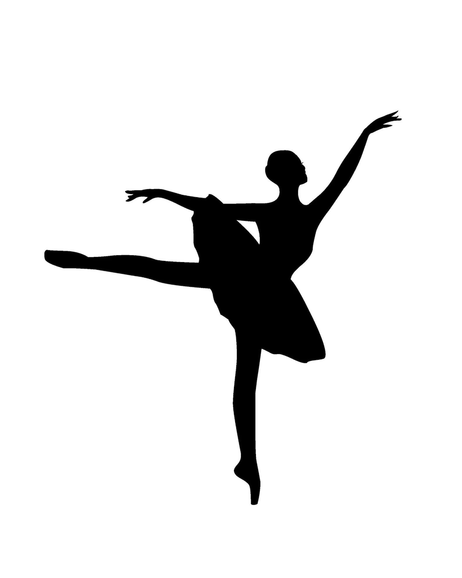 hight resolution of ballet clipart 1 digital printable vintage ballerina instant download graphic image antique clip art