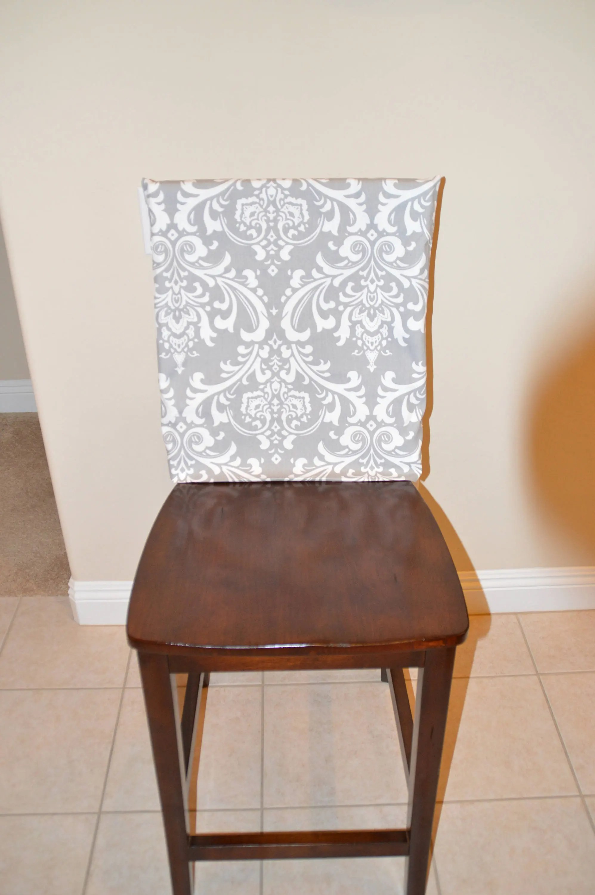 kitchen chair covers patio glider chairs canada back cover slipcover dining room etsy image 0