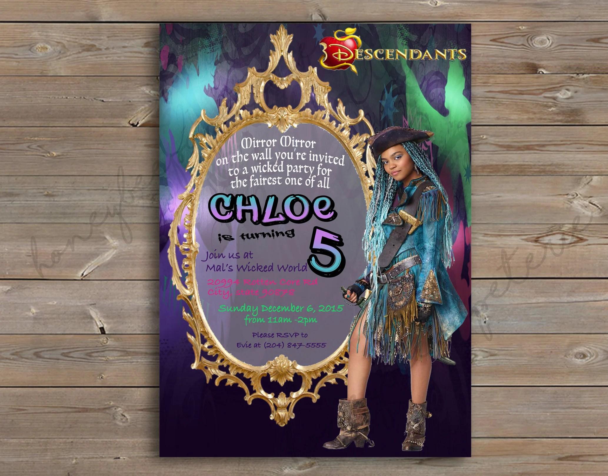 Create And Print Invitations