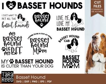 Download Basset hounds | Etsy
