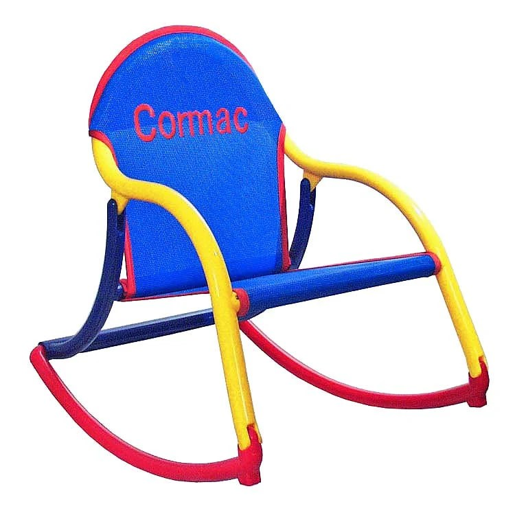 personalized rocking chair for toddlers luxury office chairs uk kids etsy childrens in blue mesh fabric that folds and is 100 watersafe use wherever want