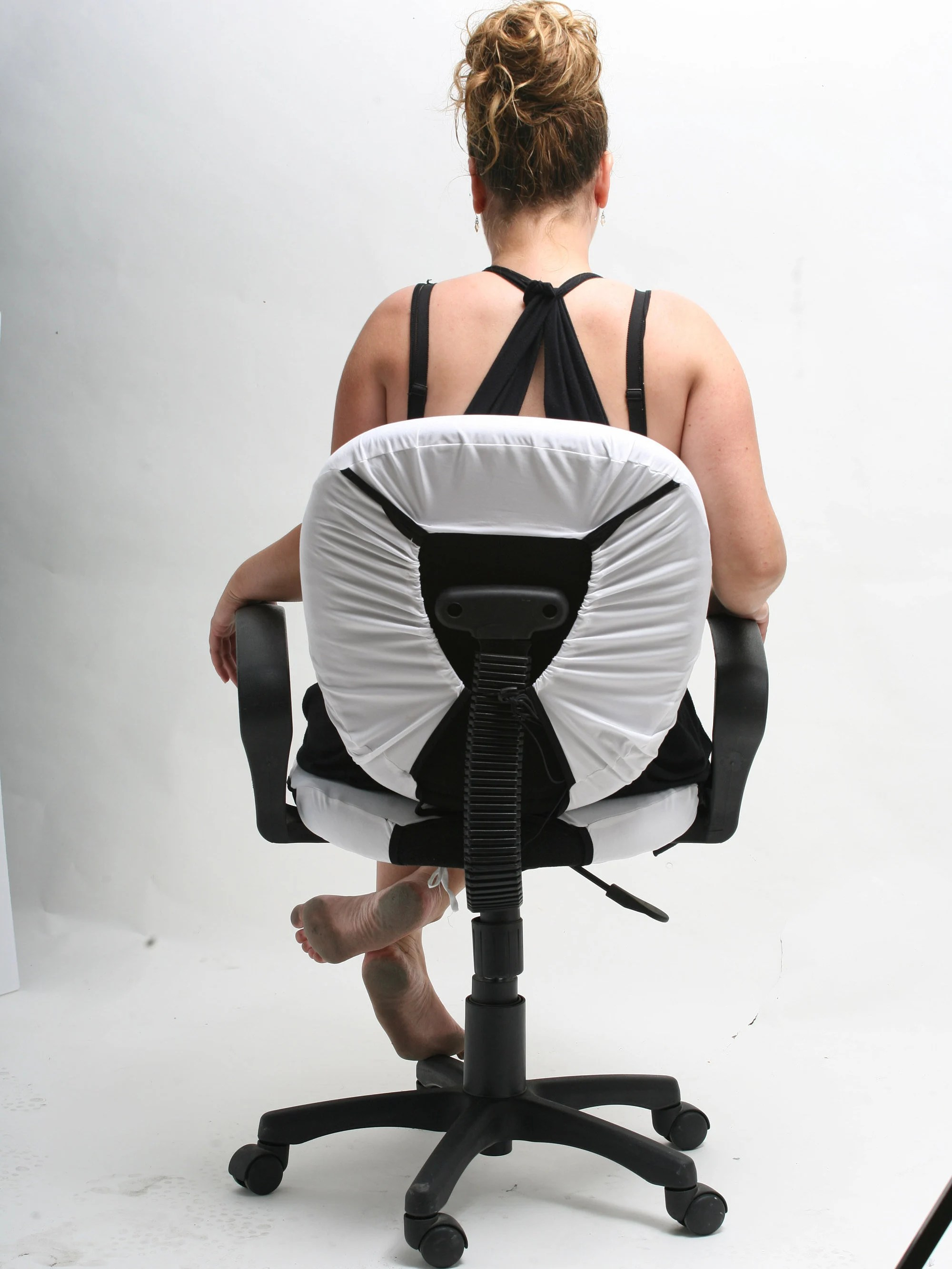 office chair covers to buy cover rental hot springs slipcover adjustable full etsy image 0