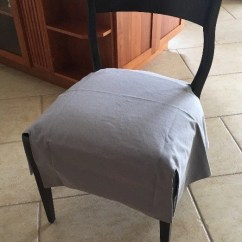 Chair Covers Malta Low Cost Chairs Pads Etsy Seat Cover Custom W Corner Slits Lined Choose Your Own Size And Fabric Dining