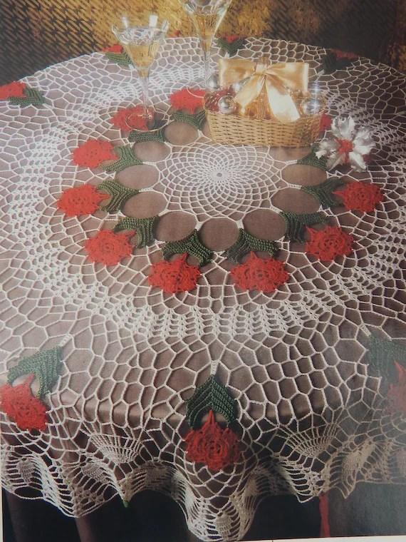 crochet doily patterns with diagram 2002 honda civic engine vintage w diagrams magic etsy image 0