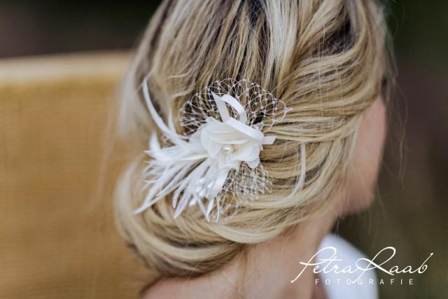 m43 hair flower lotus blossom bride bridal hairstyles headpieces wedding chiffon flower