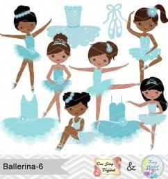 african american ballerina digital clip art ballet clipart blue ballet african american girls clip art  [ 1588 x 1588 Pixel ]