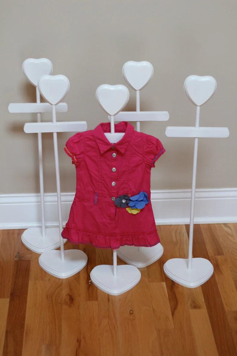 dress hanger baby shower