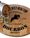 Free Shipping 2 Liter Personalized Oak Whiskey Barrel Etsy