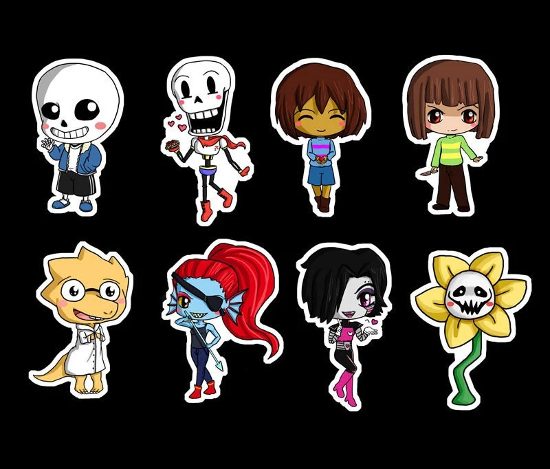 Undertale Character Create Own Your