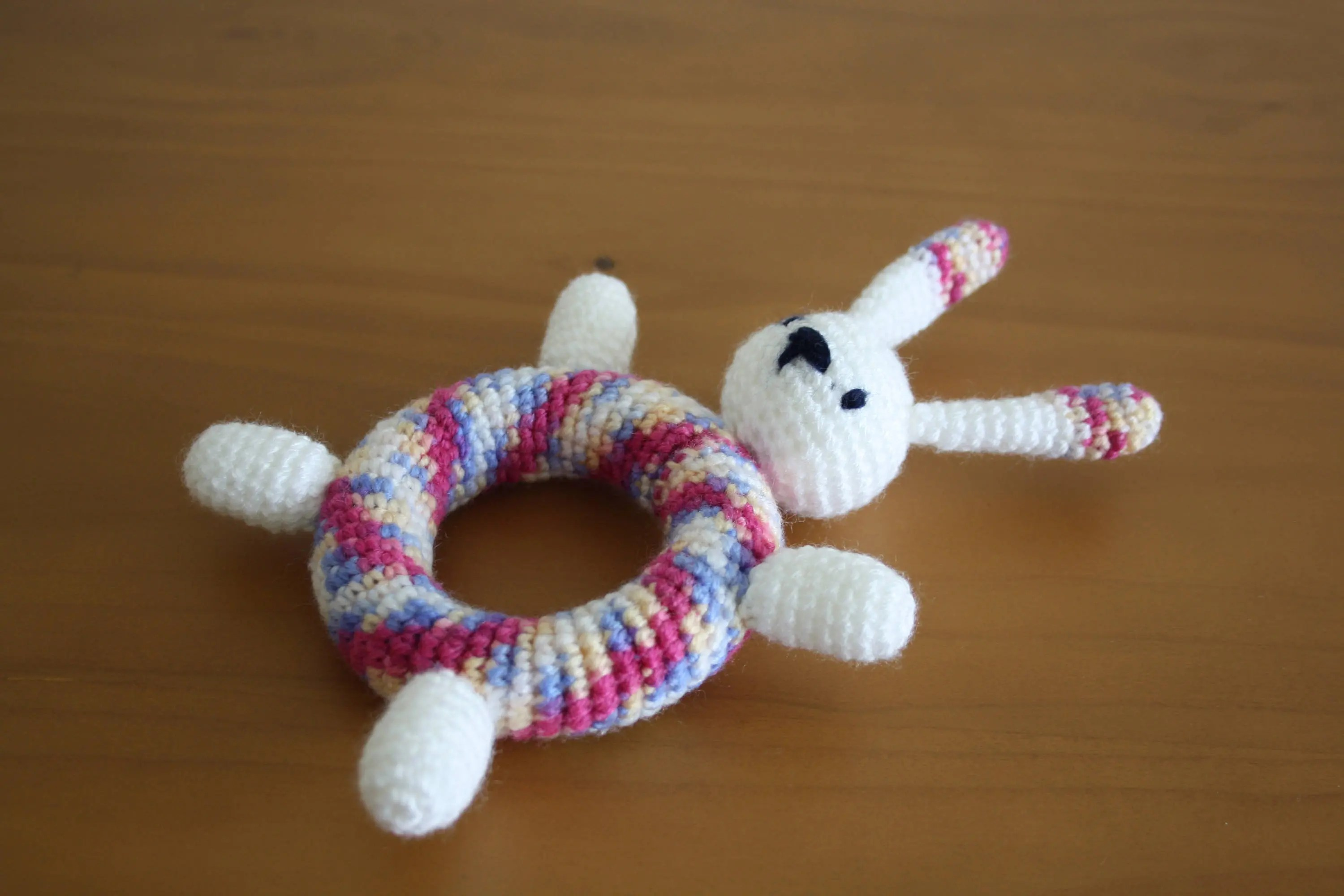 Crochet Bunny Rattle                                                                    MoniqueBoutiqueMB                               5 out of 5 stars                                                                                                                                                                                                                                                          (154)                                                      CA$17.77