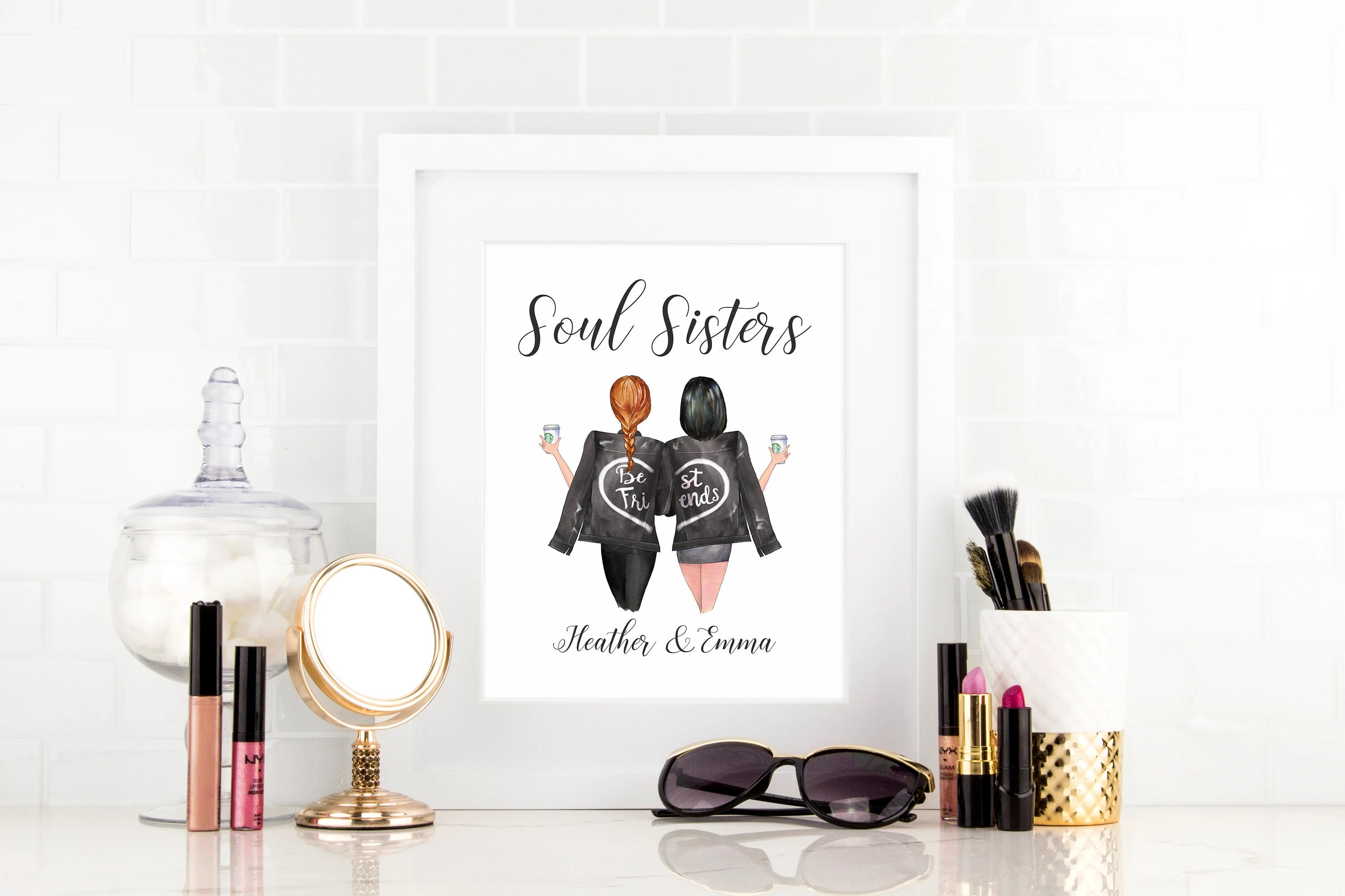 personalized friend gift bff