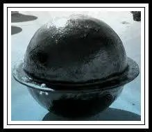 concrete sphere mold 36