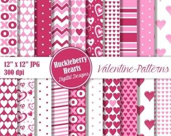 Download Valentine scrapbook | Etsy