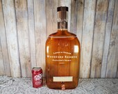 Massive Woodford Reserve Bourbon 4.5 Liter Infusion Jar Decanter