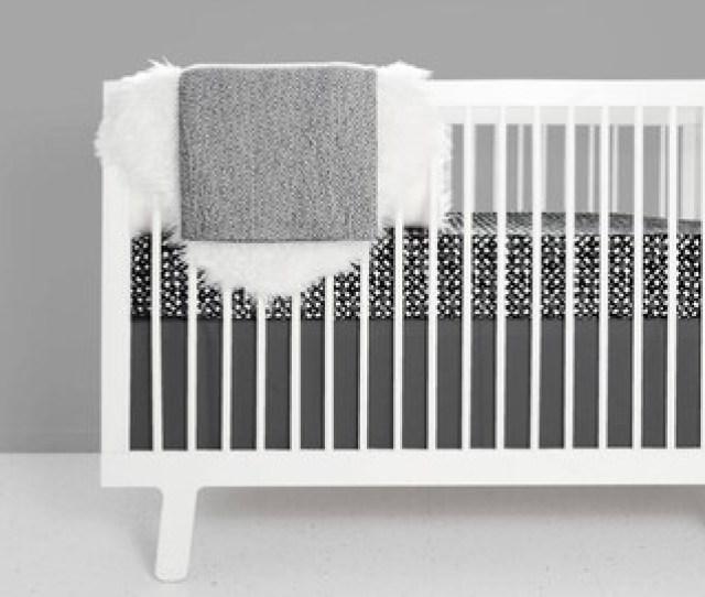 Crib Bedding Modern Crib Bedding Set Swirl Design Modern Nursery Black And White Nursery Baby Bedding Modern Baby Bedding