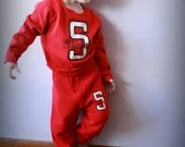 Stanford Vintage track suit/sweats (2t) *Price Reduced
