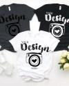 Friend Mock Up Bella Canvas 3 T Shirts Matching T Shirts Etsy