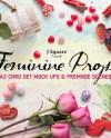 Feminine Props Premade Scene A2 Card Set Mockups Hero Etsy