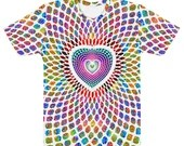 Happie's Pattern - T-shirt