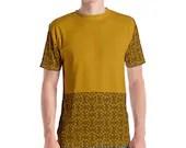 Sayagata #3 Mustard - Unisex T-shirt
