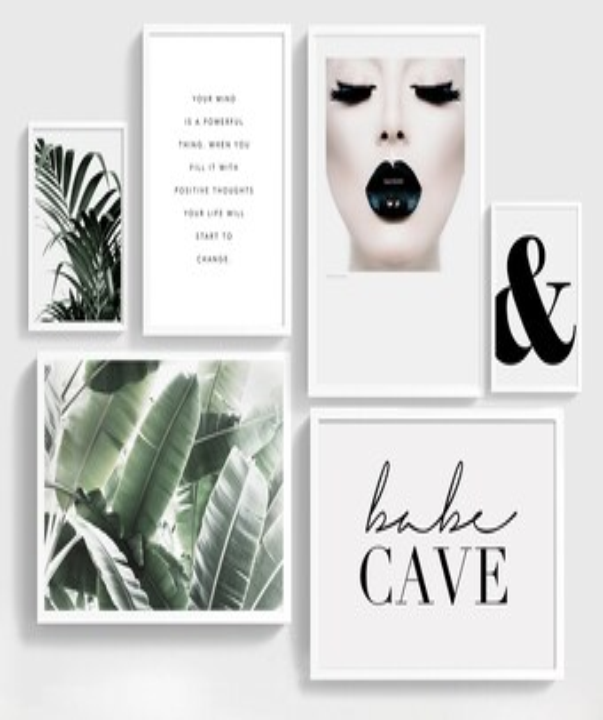 Fashion Wall Art Etsy