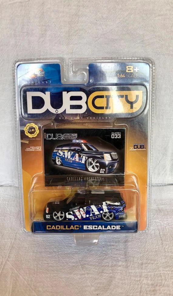 Dub City Toy Cars : Metal, S.W.A.T