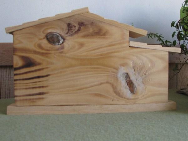 Precious Moments Wood Nativity Stable Miniature