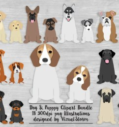 dog butts clipart 2 funny dog graphics pet clipart labrador retriever min pin shiba inu doberman  [ 1000 x 808 Pixel ]