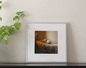 Photo for kid's room, historical interior, home art