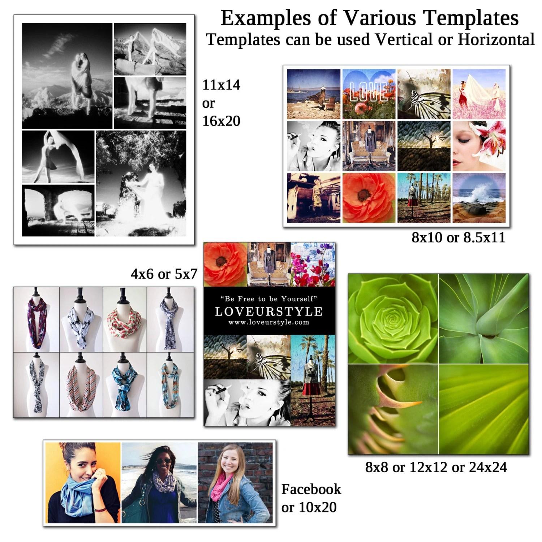 facebook timeline template pack