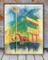 8x10 Canvas Artwork Etsy