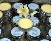 Handmade Lip Balm - .5oz No Artificial Colors, Dyes or Flavors. Organic Ingredients. Lavender, Peppermint, Rosemary and Eucalyptus