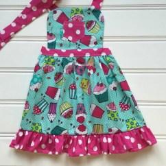 Kitchen Apron For Kids Decor Sets Child Cooking Toddler Etsy Image 0