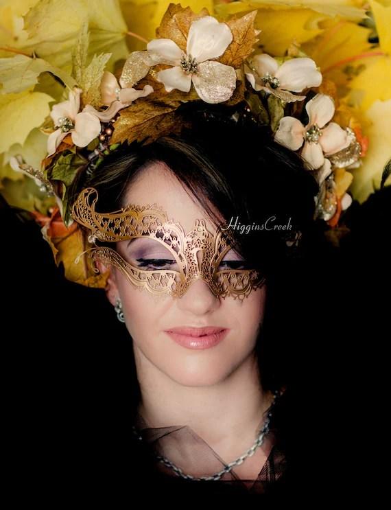 Christmas Masquerade Mask : christmas, masquerade, Vampire, Diaries, Katherine, Pierce, Masquerade, Christmas