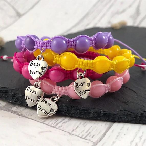 Best Friend Charm Bracelet