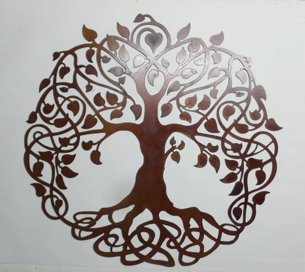Infinity Tree Of Life Celtic Knot