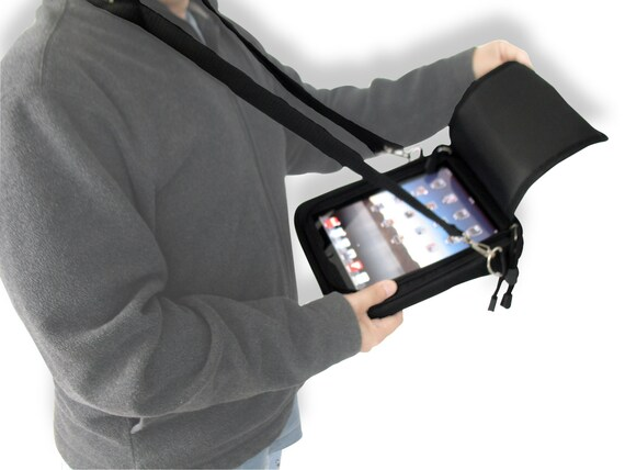 Ipad Air Padded Activity Case W Shoulder Strap
