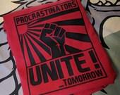 Procrastinators Unite: Tomorrow